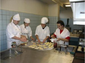 Профессия пекарь мастер