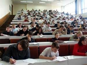 Вступительные экзамены.