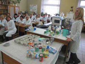 Профессия Технология молока и молочных продуктов